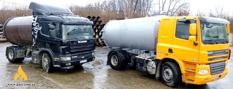 Асенізаційні машини GAZI