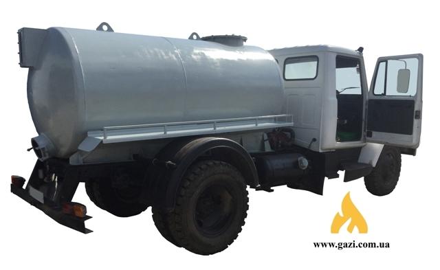 Асенізаціна машина ГАЗ GAZI