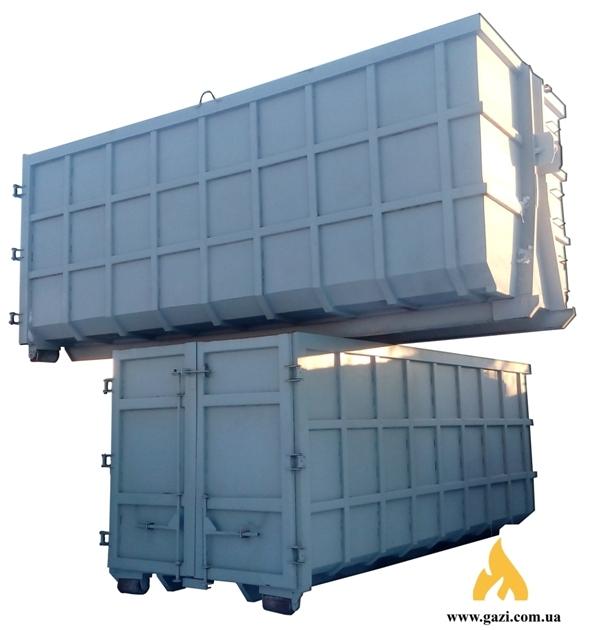 Контейнери мультиліфт 33 куб GAZI