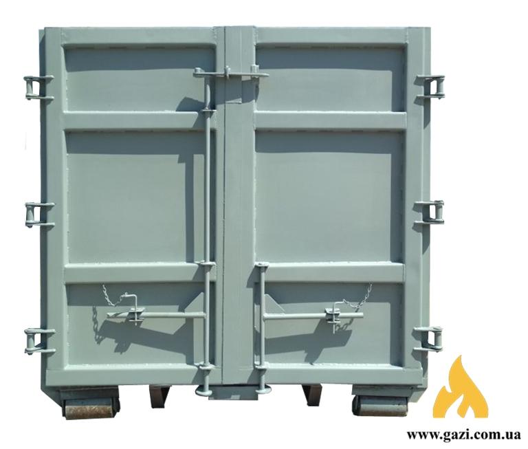 Двері контейнера мультиліфт 33 куб GAZI