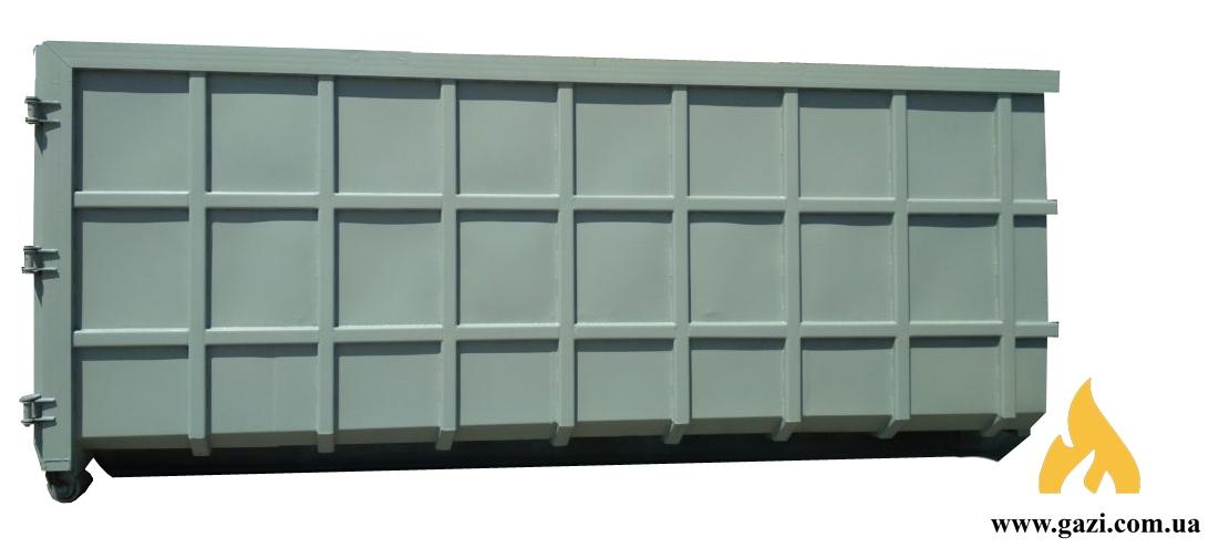 Усилення контейнера мультиліфт 33 куб GAZI
