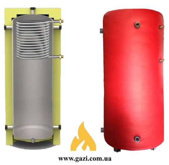 Аккумуляционная емкость GAZI-EGURRA модель АЕ-1В
