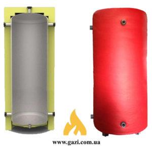 Акумуляційна ємність GAZI-EGURRA модель АЄ