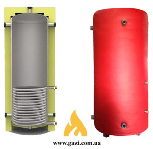 Акумуляційна ємність GAZI-EGURRA модель АЄ-1Н
