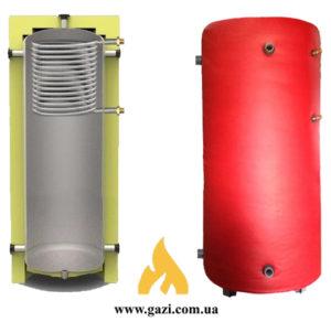 Акумуляційна ємність GAZI-EGURRA модель АЄ-1В