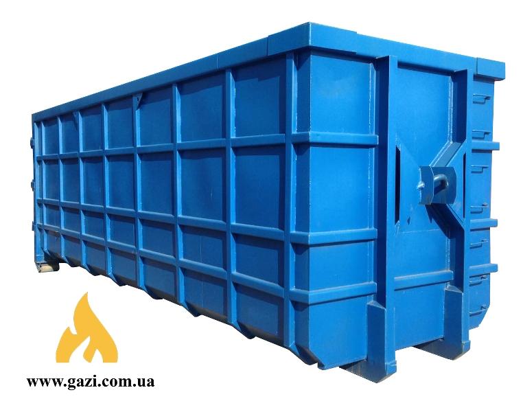 Контейнер мультиліфт 43 куб GAZI
